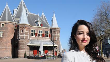 Werken bij Gemeente Amsterdam