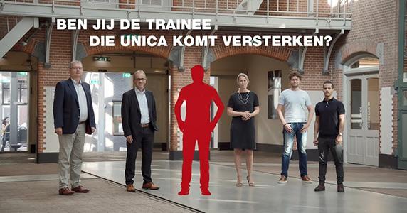Werken bij Unica