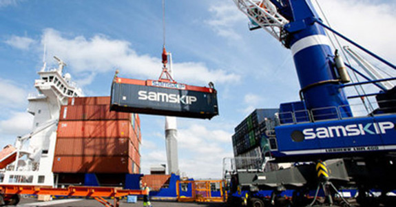 Werken bij Samskip