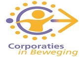logo Corporaties in Beweging