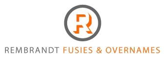 Bedrijfspresentatie Rembrandt Fusies & Overnames